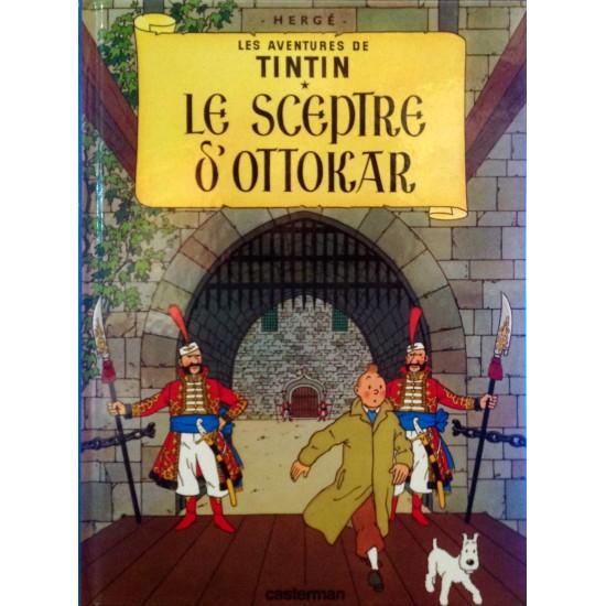 Le sceptre d'Ottokar - Petit format