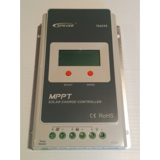 CONTR0LLEUR MPPT EPEVER A TRACER 30 AMPS