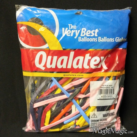 Qualatex 260Q - Ballons pour sculpture