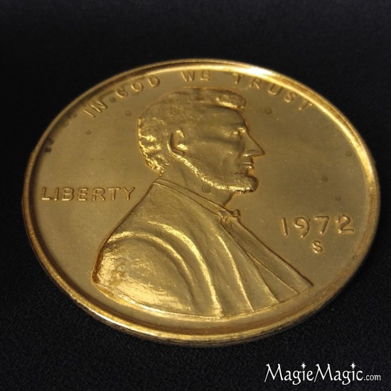Jumbo Lincoln Penny