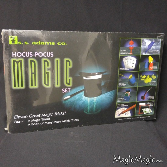 Hocus-Pocus Magic Set