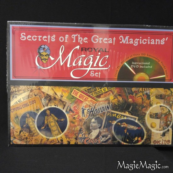 Secrets of the Great Magicians