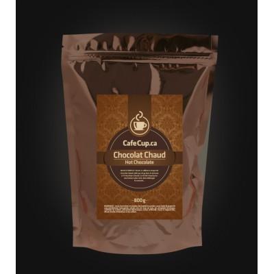 Chocolat Chaud CaféCup 800g, excellent après une...