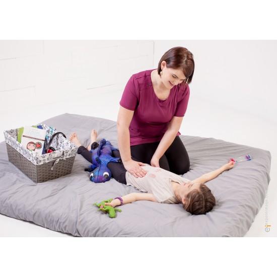 Massage pour enfants à besoins particuliers