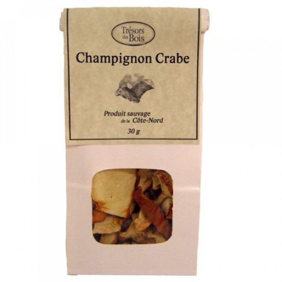 Champignon crabe