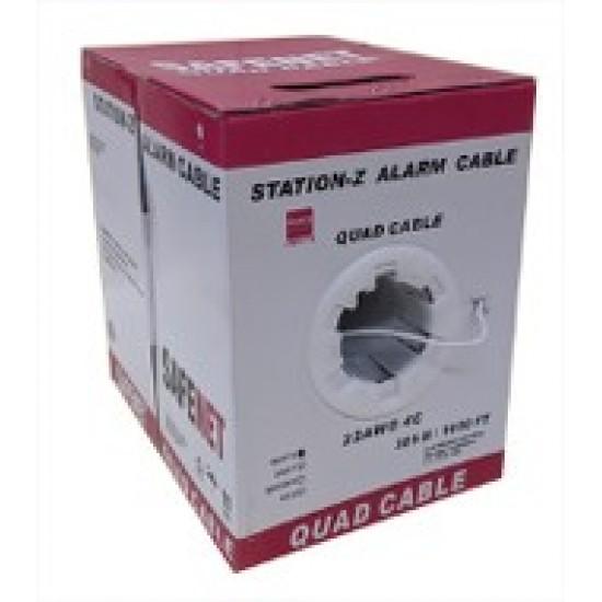 Câble pour système de sécurité 22/4 boîte...