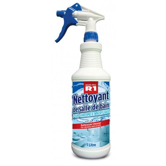 R1 - Nettoyant chrome & acrylique