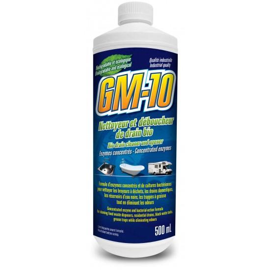 GM-10 - Nettoyeur enzymatique