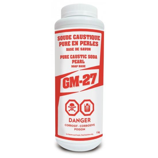 GM-27 - Soude caustique pure en perles