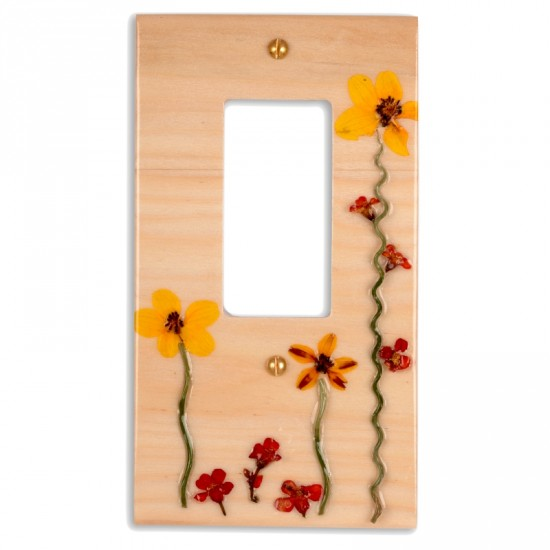 Plaque d'interrupteur Decora - Bidens