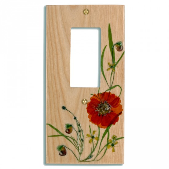 Plaque d'interrupteur Decora - Cosmos