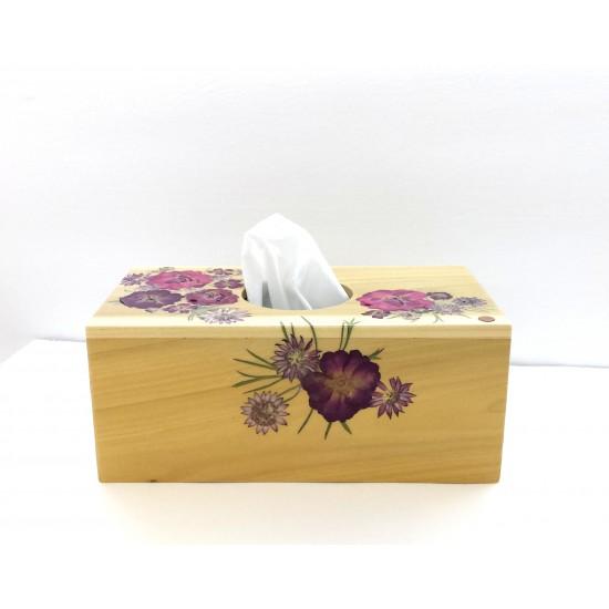 Boîte à mouchoirs - Pinocchio - Rosa