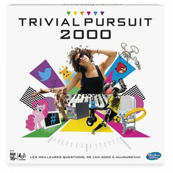 Trivial pursuit 2000 - Hasbro
