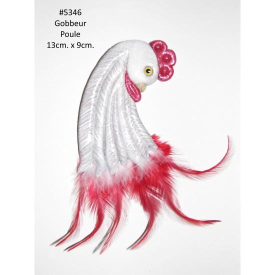 Gobbeur Oiseau
