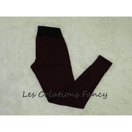 Legging Small Bourgogne