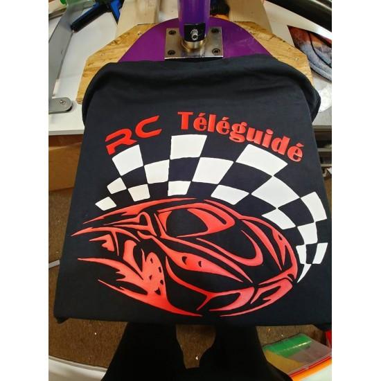 T-Shirt du RC Téléguidé officiel