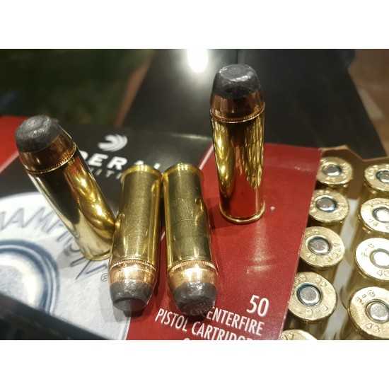 Federal 45 Long Colt 225gr JSP / 50 boites