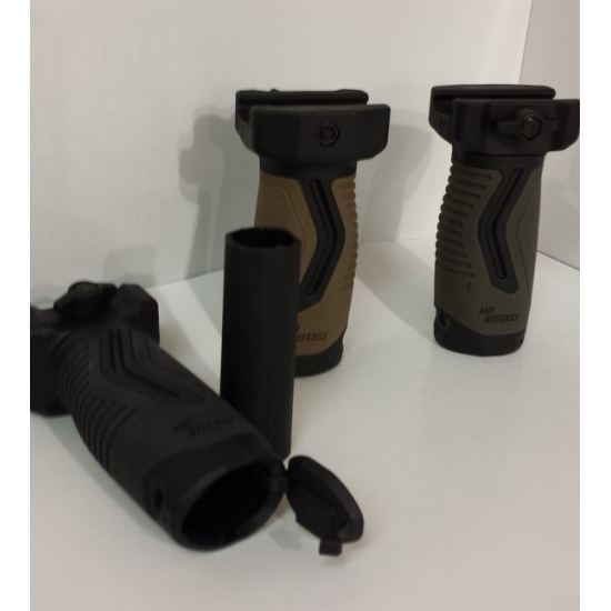IMI Defense - OVG - Overmolding Vertical Grip -...