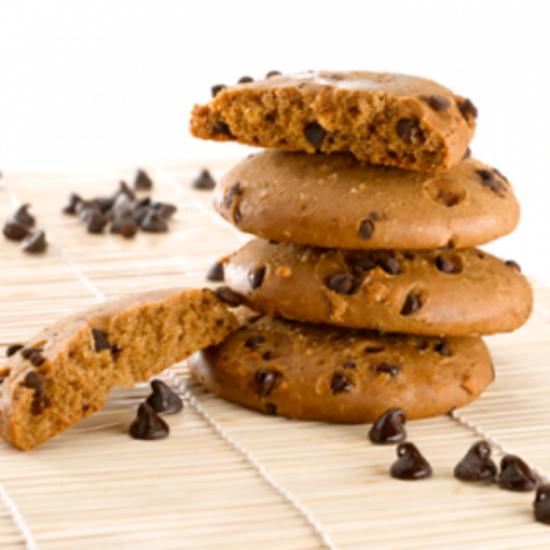 Biscuit protéines pépites de chocolat
