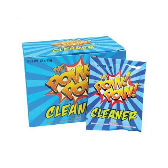 POW POW CLEANER 12 PACK