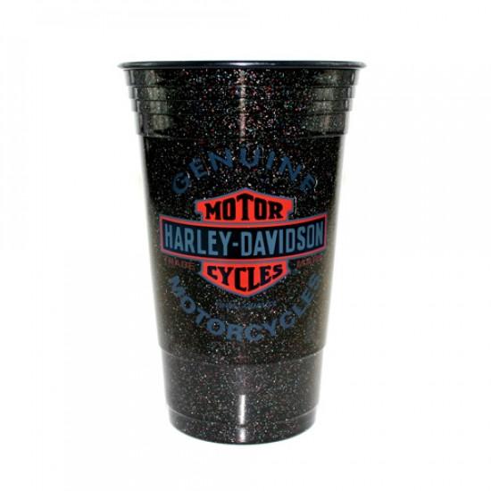 Verre Harley Davidson