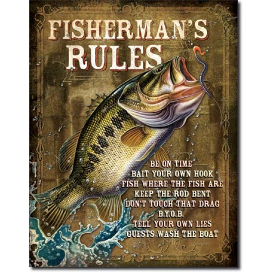 JQ - Fisherman's Rules