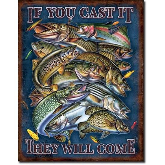 Fishing - If You Cast It