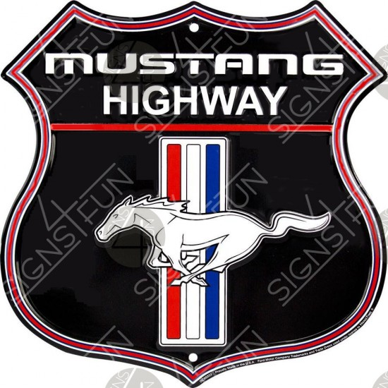 Ford Mustang Hwy Shield