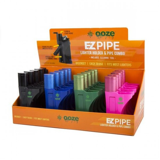 Ooze EZ Pipe Assorted Color