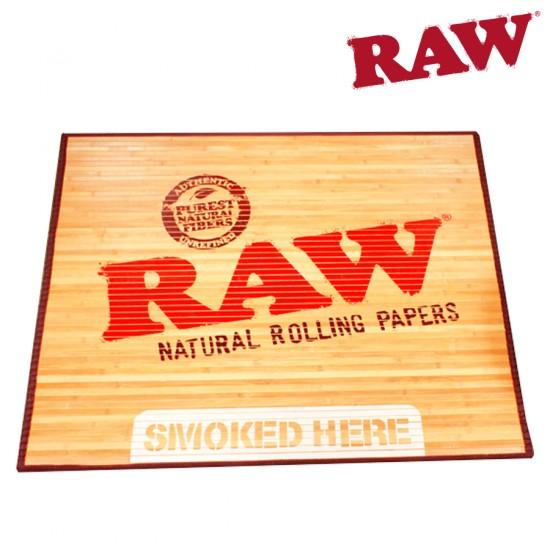 Tapis 3x4 fts Bamboo RAW
