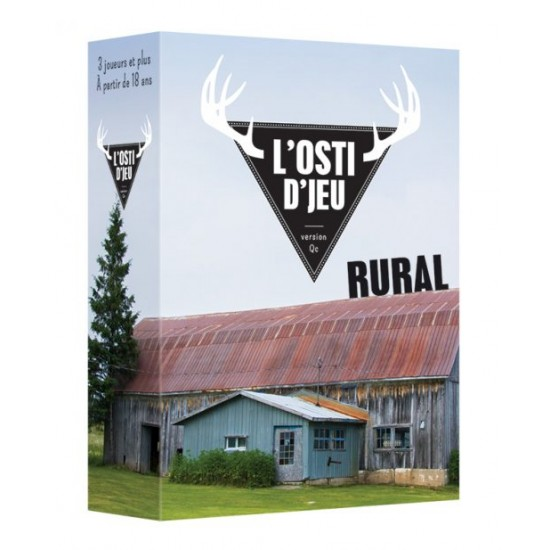 L'osti d'jeu: Extension rural